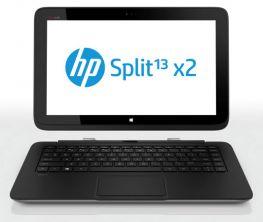HP Split 13 x2 Tablet, 13.3 Multi touch, i5-4202Y,, HDD500GB + 64GB SSD, Ram 4GB, windows 8