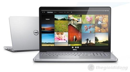 """Dell Inspiron 7537-5.6"""" HD Touch/ i7-4500U/ 8GB/HDD 1TB/ Intel 4400/ Bfim sáng/ win8"""