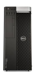 Dell New Outlet Precision T3610; E5-1620 V2 3.7 GHz/08 CPU/16 GB /SSD 120GB/HDD 500 GB/Quadro K2000 2GB
