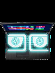 Asus G750JW - BBI7N05-Gaming 17.3'' FULL HD, Nvidia GTX 765M 2GB/i7-4700HM/8GB, HDD 1TB/