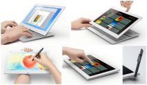 "Sony Vaio Duo SVD13215PXB - Carbon nhẹ 1,3 kg - MH 13.3""FULL HD Touch/i7-4500U/256GB SSD/Ram 8GB."