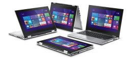 Dell Inspiron 7347 CONVERTIBLE-13.3''HD touch/i5-4210U/HDD500GB/8GB