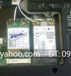 HP UN2430 Card wwan 3G+GPS cho elitebook thế hệ 3 và 4 (xx60, xx70) dùng 3G Viettel, Mobifone, Vinap
