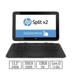 HP Split 13 x2 Tablet, 13.3 Multi touch, i3 3329Y,, 128GB SSD, Ram 4GB, windows 8