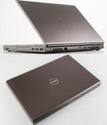 Dell Precision M4800, 15.6'' FHD, I7 4800MQ 2.7, VGA K1100M 2GB/FirePro M5100 2GB, 8GB, 500 GB, WC