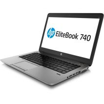 HP EliteBook 740 G1 Core™ i5-4210U 1.7GHz 500GB 4GB, (1366x768) BT WIN7/8.1 Pro Webcam,