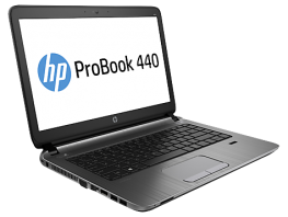 "HP ProBook 440 G2 Core™ i5-5200U 2.2GHz 500GB 4GB 14"" (1366x768) DVD-RW BT WIN7/10 Pro Webcam"