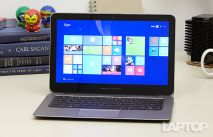 """HP Elitebook Folio 1020; 1.1kg, 12.5"""" FHD, Core M-5Y51 1.1 GHz, SSD 128GB, RAM 8GB, Webcam, Blacklid"""