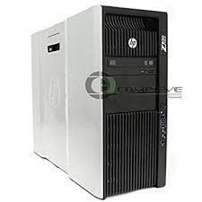 HP Z820 Workstation; 2 CPU Xeon E5-2670 2.6GHz/32 CPU/32 GB/SSD 192GB/HDD 1TB/Quadro K4000 3GB