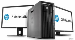 HP Z820 Workstation; 2 CPU E5-2680V2 2.8GHz/40 CPU/32 GB/SSD 192GB/HDD 1TB/Quadro K5000 4GB