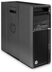 HP Workstation Z640; 2 CPU Xeon E5-2683V3 2.0 Ghz 28 lõi/56 luồng/ 32GB/SSD 192GB/HDD 2TB/Quadro K5000/New 100%