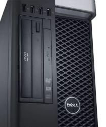 Dell Precision T5610, 2 x Xeon E5-2630V2 2.3GHz/24 CPU/16 GB/HDD 1TB/SSD 128GB/Quadro 4000 2GB