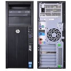 HP Z420 Workstation, Xeon E5-1620 3.6Hz/8 CPU/RAM 08 GB/SSD 120GB/HDD 500GB/ Nvidia NVS300