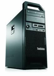 Lenovo ThinkStation S30, Xeon E5-1620V2 3.7Ghz/8CPU/8GB/SSD 120GB/500GB/NVS310