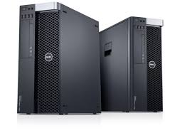 Dell Precision T3600; Xeon E5-1603 2.8 Ghz/4CPU/SSD 120GB/HDD 500GB/RAM 16GB/Quadro 2000 1GB