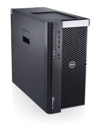 Dell Precision T3610; E5-1620 V2 3.7 GHz/08 CPU/16 GB /SSD 120GB/HDD 1TB/Quadro K2000 2GB