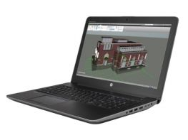 "HP ZBOOK 15 G3, 15.6"" FHD IPS/ CORE I7-6820HQ 2.7GHZ/08GB/HDD  500GB/QUADRO M2000M 4 GB"