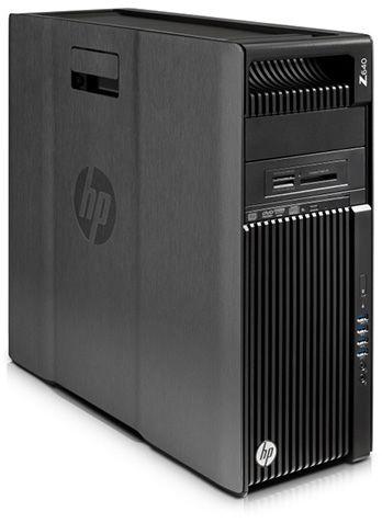 HP Z640 Workstation; 02 CPU E5-2620V3 2.40 GHZ/24 CPU/32 GB/240GB SSD/HDD 2TB/QUADRO K5000 4GB