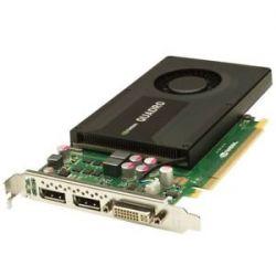 Nvidia Quadro K2000 I 384 CUDA Cores I 64Gb/s I 2Gb GDDR5 I 128 Bits