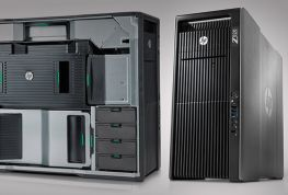 HP Z820 Workstation; 2 CPU Xeon E5-2680 2.6GHz/32 CPU/32 GB/SSD 192GB/HDD 1TB/Quadro K4000 3GB