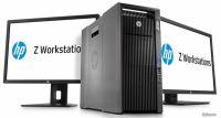 HP Z820 Workstation; 2 CPU Xeon E5-2680 2.7GHz/32 CPU/32 GB/SSD 192GB/HDD 1TB/Quadro K5000 4GB