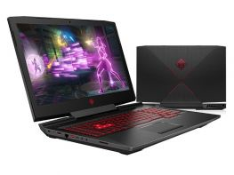 HP OMEN 15-AX250 GAMING Core™ i7-7700HQ 2.8GHz 1TB HDD | 12GB RAM | 15.6 inches