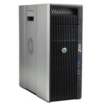 HP Z620 Workstation, 2 x CPU E5-2620 2.0GHZ/24 CPU/ 16GB/SSD 120GB/HDD 500GB/Nvidia NVS 310