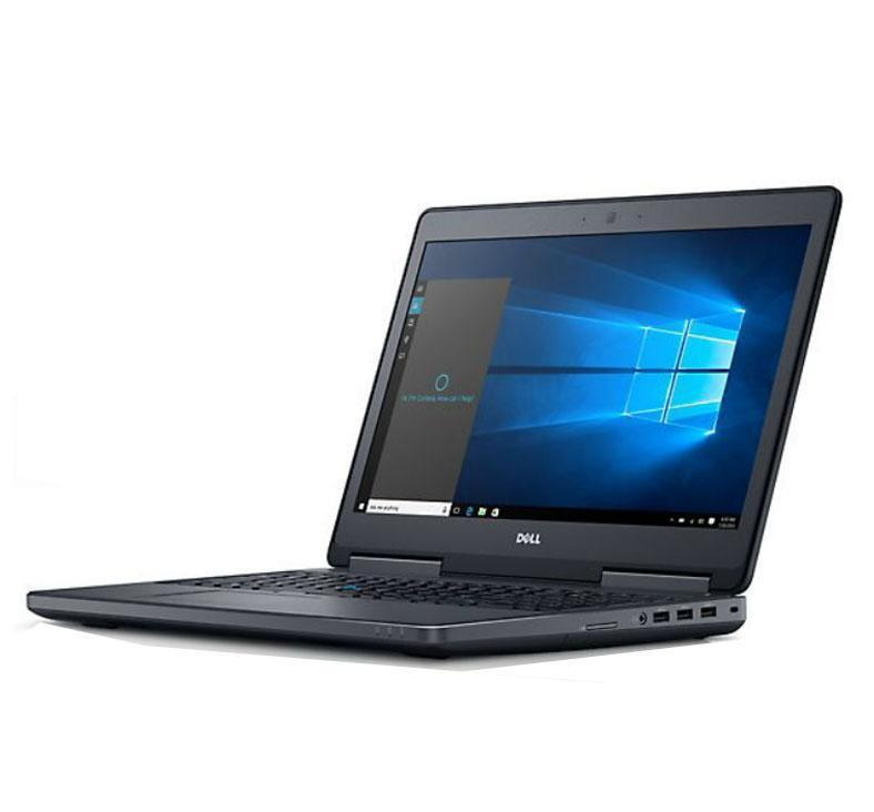Dell Precision 7510  | 15.6' FHD | i7-6820HQ 2.7GHz | 16GB RAM | 256GB PCIE SSD | Quadro M1000M