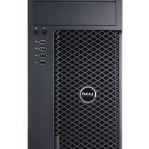 DELL PRECISION T7600; 2 XEON E5-2687W 3.1 GHZ/32 THREADS/32GB RAM/HDD 1TB/SSD 256GB/QUADRO K4000 3GB