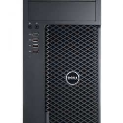 DELL PRECISION T7600; 2 XEON E5-2687W 3.1 GHZ/32 CPU/32GB /1TB/SSD 256GB/QUADRO K4000 3GB