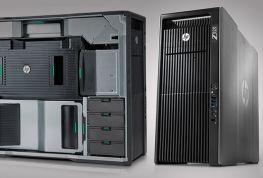 HP Z820 WORKSTATION; 2 CPU XEON E5-2687W 3.1GHZ/32 THREADS/32GB RAM/SSD 256GB/HDD 1TB/QUADRO K5000 4GB