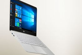 LG Gram 13 Z970 | 13.3' FHD | Core I5-7200U 2.5Ghz | RAM 8 GB |SSD 256GB, Siêu nhẹ, 0.94 Kg