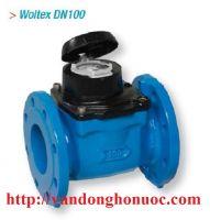 """Đồng hồ đo lưu lượng nước Itron Actaris woltex M, Woltmann DN 80 ( 3""""), Gắn trên đường ống D90"""