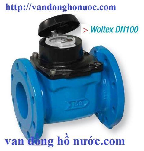 """Đồng hồ đo nước mặt bích ITRON ACTARIS WOLTEX DN 500 mm, 20"""" inchs"""