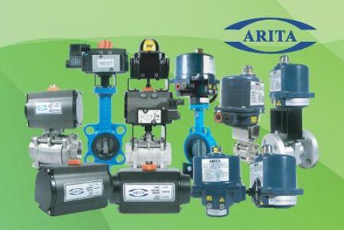 Van Arita - Nhà phân phối chính thức Van Công Nghiệp Arita tại Việt Nam