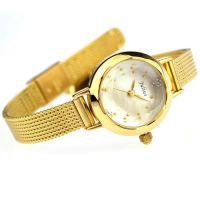 Đồng hồ nữ JULIUS JA-482 dây thép (vàng)
