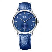 ĐỒNG HỒ Nam JIUSKO 279LS0808 kính sapphire  (xanh dương)