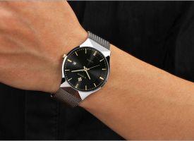Test đồng hồ nam WWOOR 8016