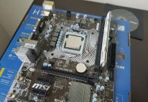 Mainboard MSI H110M PRO-VD ( Intel H110 Chipset. Socket 1151)