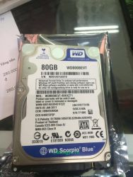 Ổ cứng HDD 80G laptop