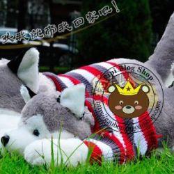 Gấu bông - Chó sói Hachiko (1m)