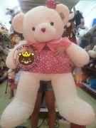 Gấu bông đầm nút Thái (1m2, 1m4)