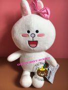 Thỏ Cony nơ hồng (40cm, 60cm)