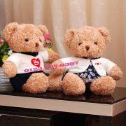 Teddy Baby áo Hug me (40cm, 50cm, 80cm, 1m2)