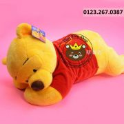 Gấu bông POOH nằm (60cm)