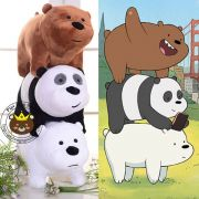 """Gấu bông 3 con gấu """"Đơn giản tôi là gấu"""""""