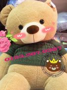 Gấu bông Teddy Leo (1m7)