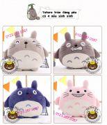 Gấu bông Totoro tròn (40cm, 60cm)