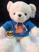 Gấu bông teddy Gloomy Bear xanh da trời (80cm, 1m2, 1m4)
