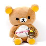 Gấu bông Rilakkuma Happy Hàn quốc (1m)